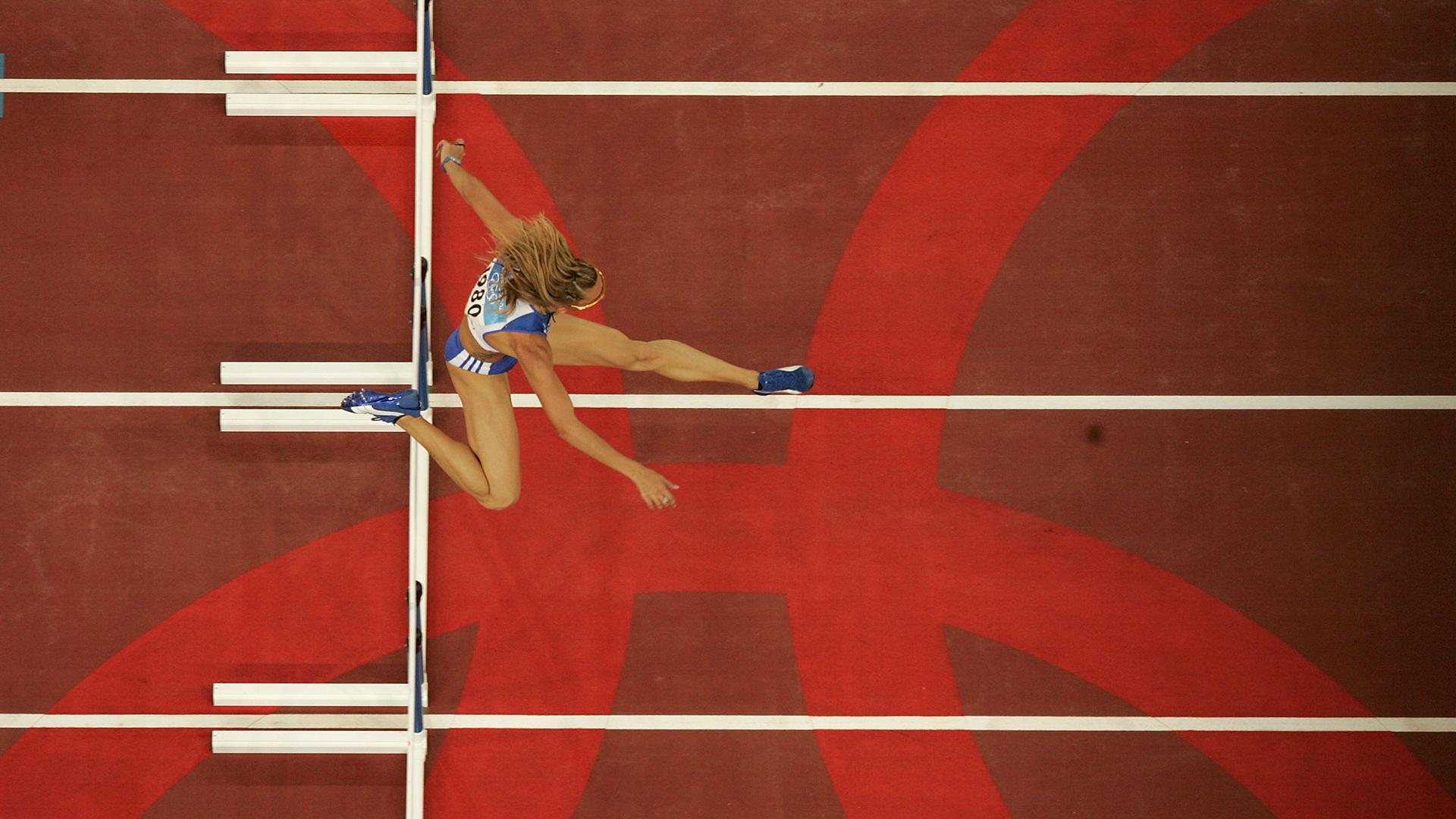Les sports olympiques au programme