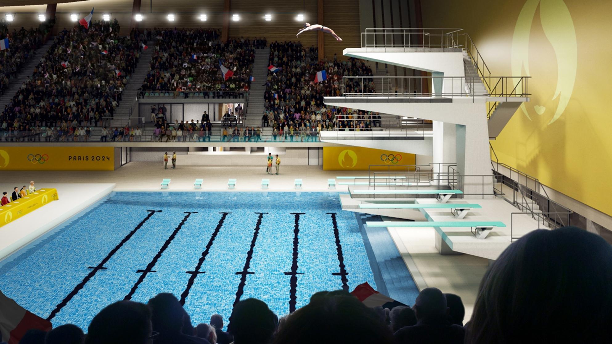 Centre aquatique Olympique