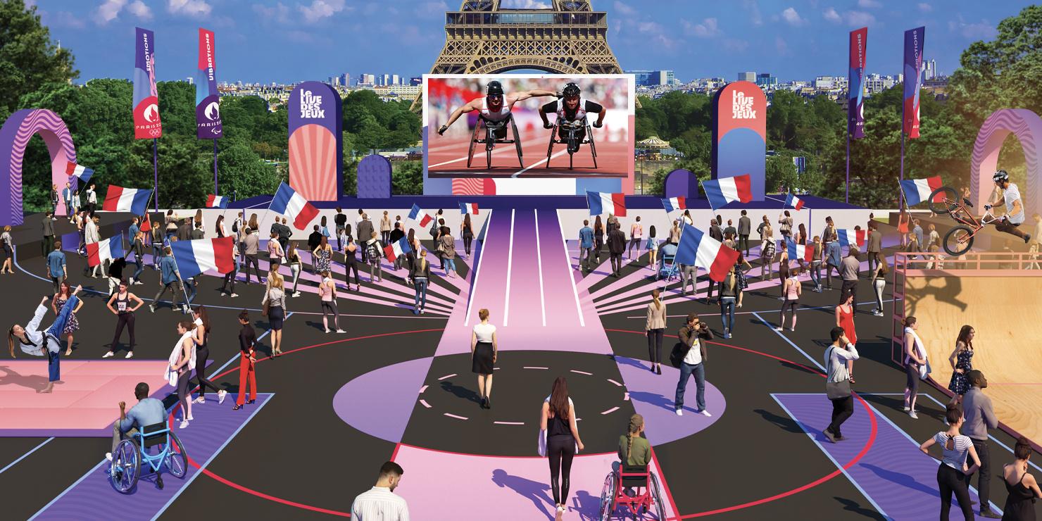 Le live du Trocadéro